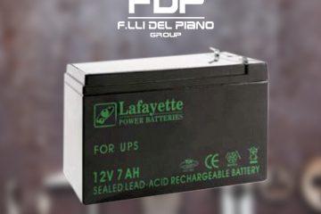 batteria ricaricabile al piombo 12v 7ah