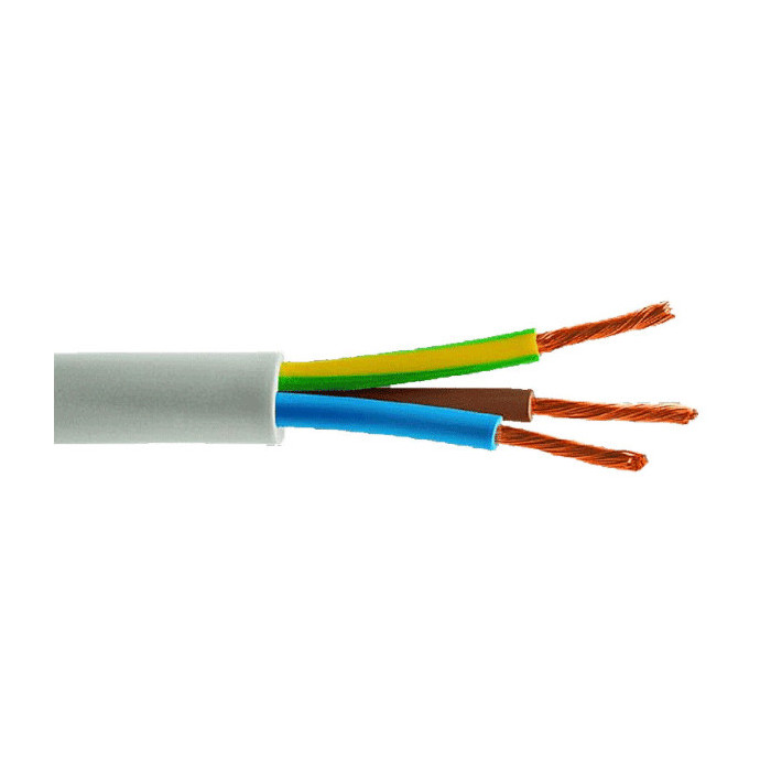 ELECTRIC TUBE CABLE 3x15 MMQ FROR CONDUCTURE ICEL