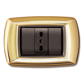 PLATE LIFE 3F GLOSSY GOLD für LIVING CLASSIC 2983OR FEB