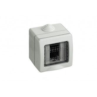 CONTENITORE CASSETTA BOX IP55 1P 25501 MAGIC  TICINO