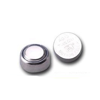 BATTERY BUTTON SILVER...