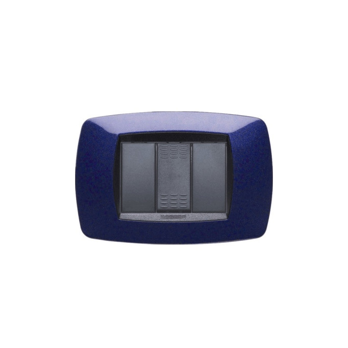 PLAQUE MODO 3 Seater BLUE VIO 39TC363 MASTER