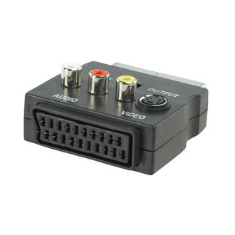 SCART AUDIO / VIDEO RCA...