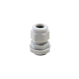 CABLE GLAND PG11 GRAY WITH CONTRODADE 51011 PLADER
