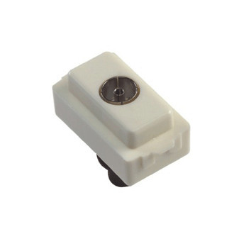 Dia.9.5mm pass / end MASTER ECL25481 TV socket