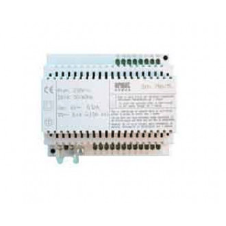 INTERCOMMUNICATOR POWER SUPPLY 28VA 9006/5 URMET