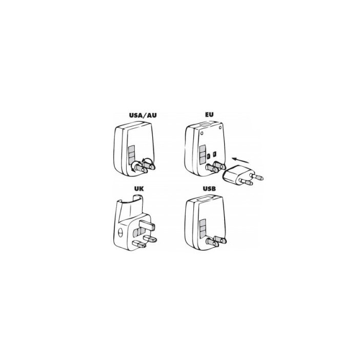 UNIVERSAL ELECTRIC ADAPTER...