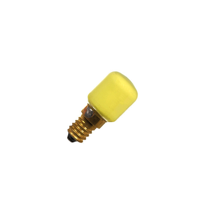 Incandescent Lamp Small Yellow Pear 3c E14 230V Tubular