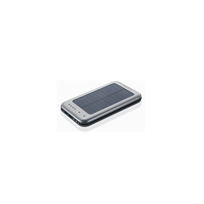 Solar Charger & Flashlight
