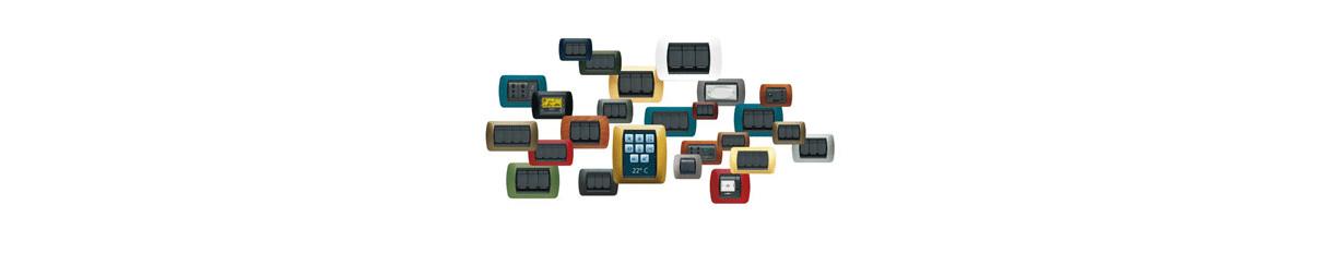 Living International bTicino electrical equipment