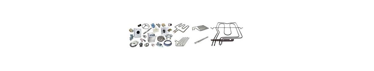 Sortiment Ersatzteile Zubehör Haushaltsgeräte