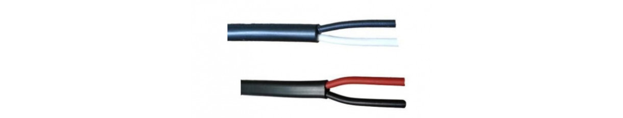 Flachkabelmaterial Tondo Elektro