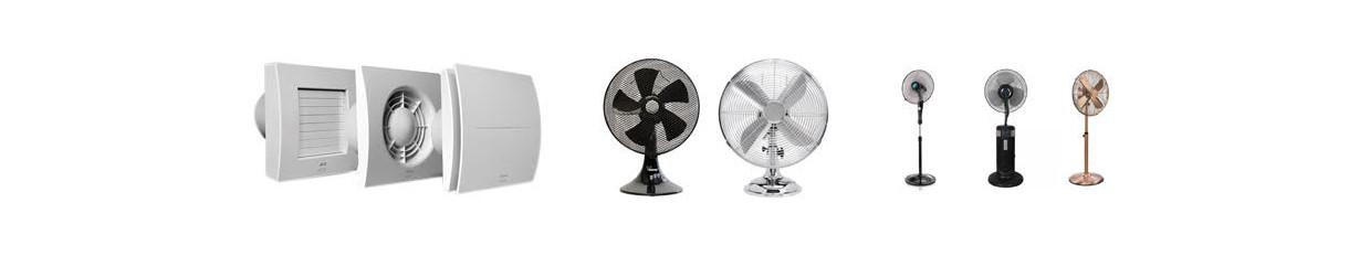 Aspiratori e Ventilatori Elettrici