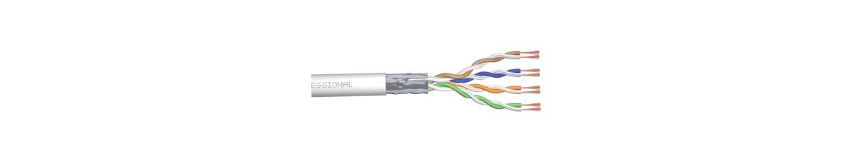 Cavo per installazione citofonica telefonica e di rete