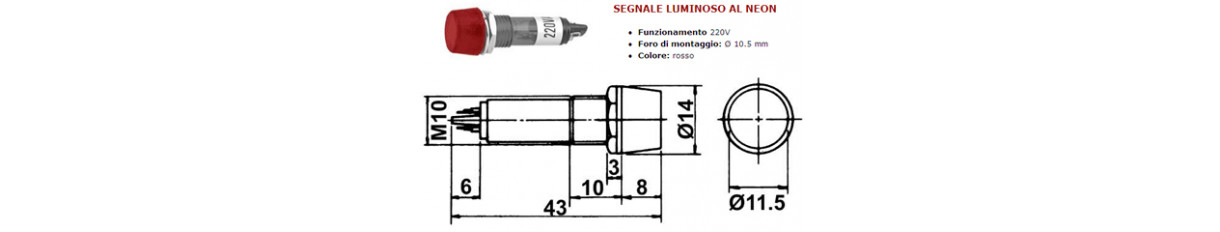 Spie - Microlampade