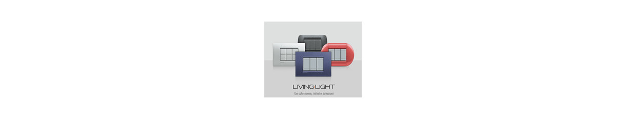 Serie Civile Living Light bticino