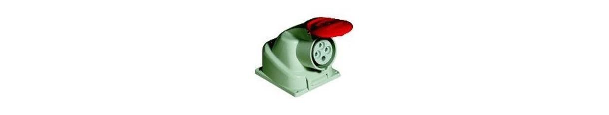 Electric plug CEE bTicino plugs
