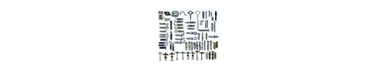 Fischer Tassels hardware material