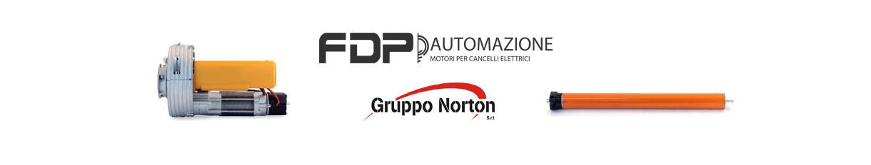 Northon Motoren und Zubehör für Rollläden