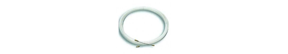 Thread take-probe electrical cables Electric
