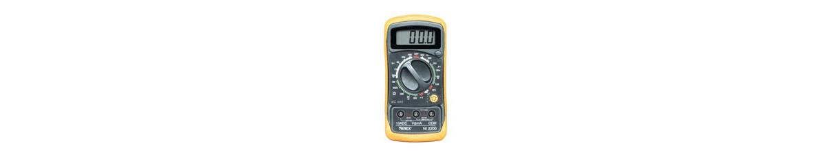 Tester Voltmetro e amperometro